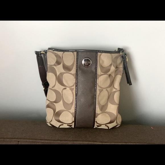 Coach crossbody bag. Authentic
